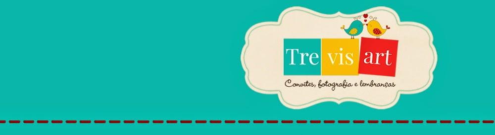 Trevisart - Festas Personalizadas, Convites, Lembrancinhas