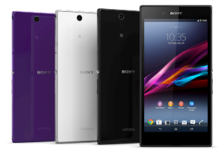 Sony Xperia Z Series with Android 4.3 Jelly Bean