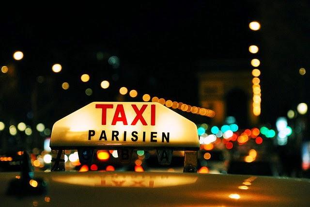 Заказать трансфер в Париже