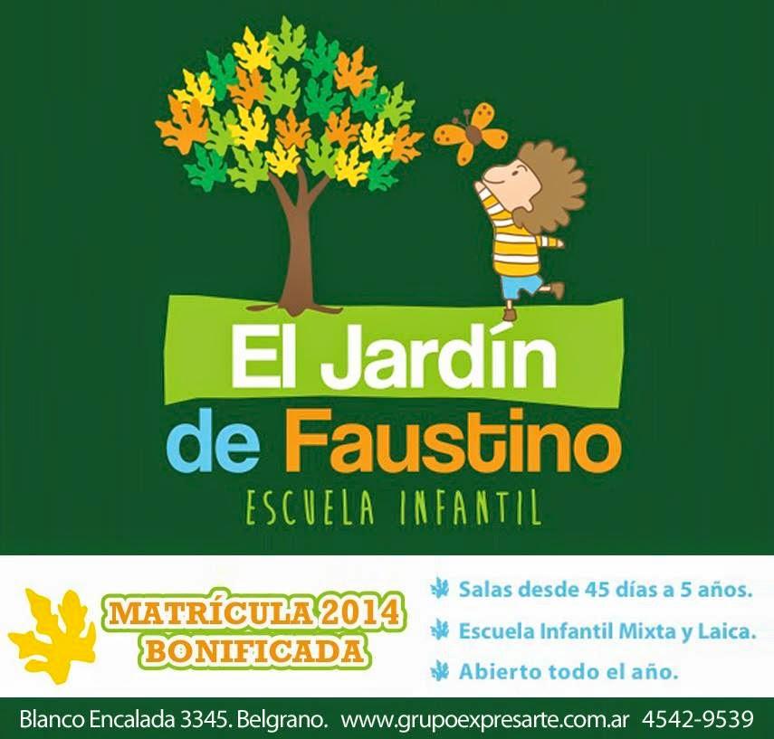 El jardin de Faustino