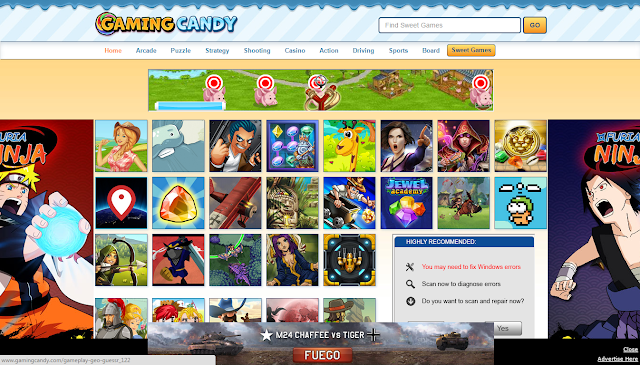 GamingCandy