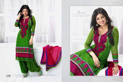 Cute Ayesha Takia's Photoshoot in Salwar