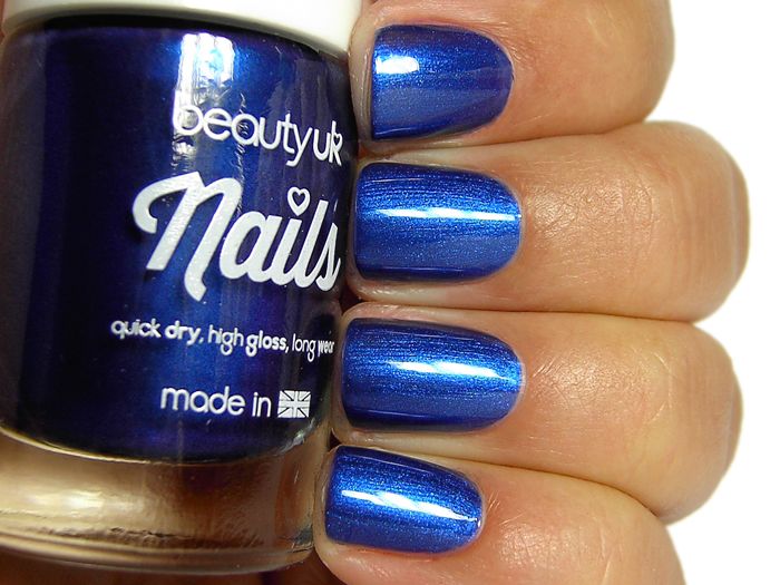 Beauty UK Nails - Great Blue Beyond