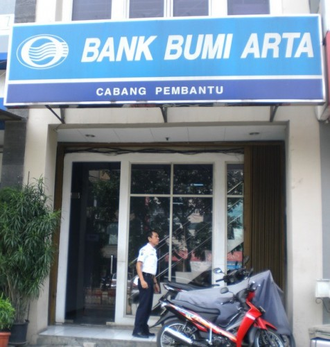 Lowongan Kerja Bank Bumi Arta Maret 2013