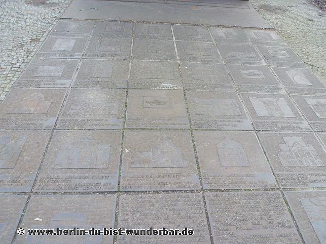 Berlin, Juden, deportation, Mahnmal, Moabit, Synagogen, Gedenksort, NS-Zeit