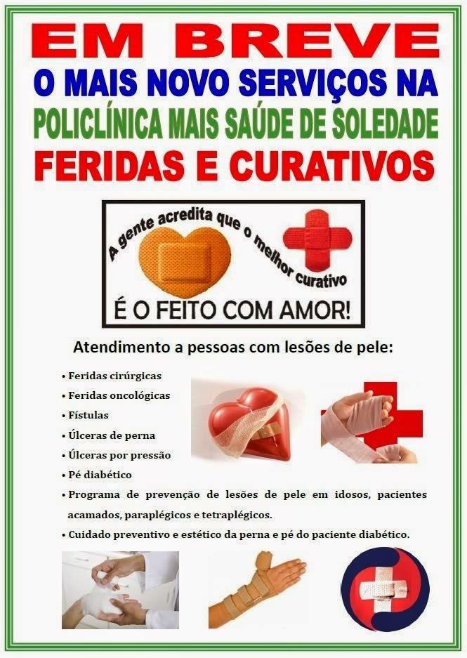 Policlínica Mais Saúde - Soledade - PB (83) 3383-1040