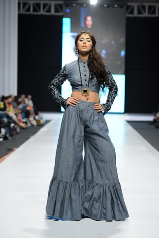 Emraan Rajput , Fashion Pakistan Week 5