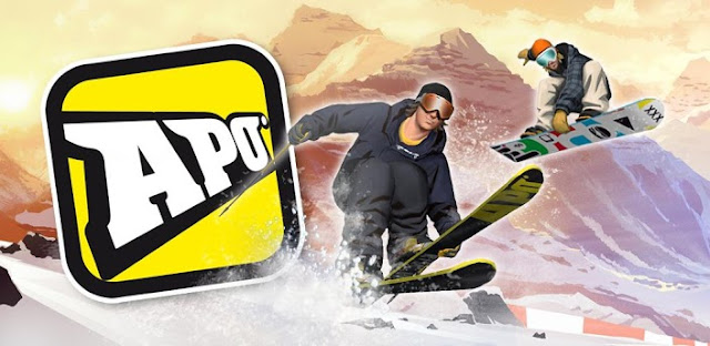 APO Snow V1.0.4 Android Game for free