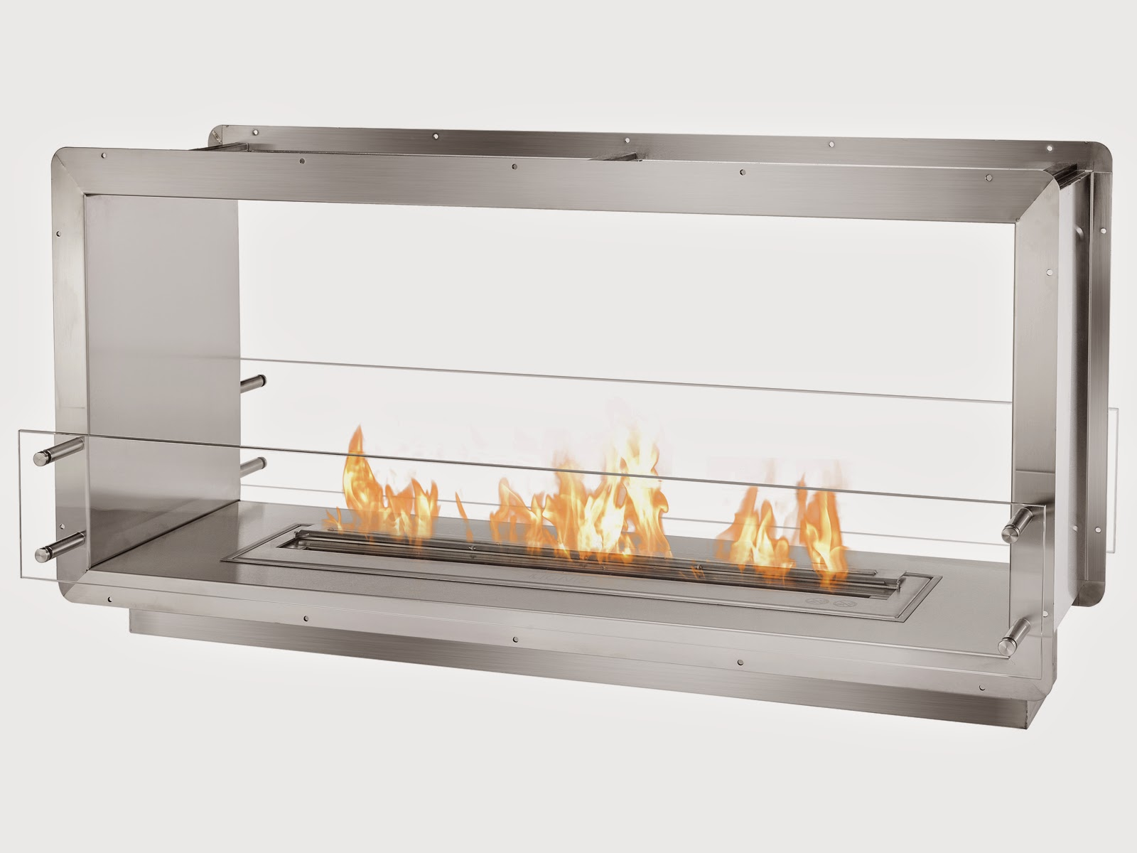 ignis ethanol fireplace inserts fire boxes biggest bio