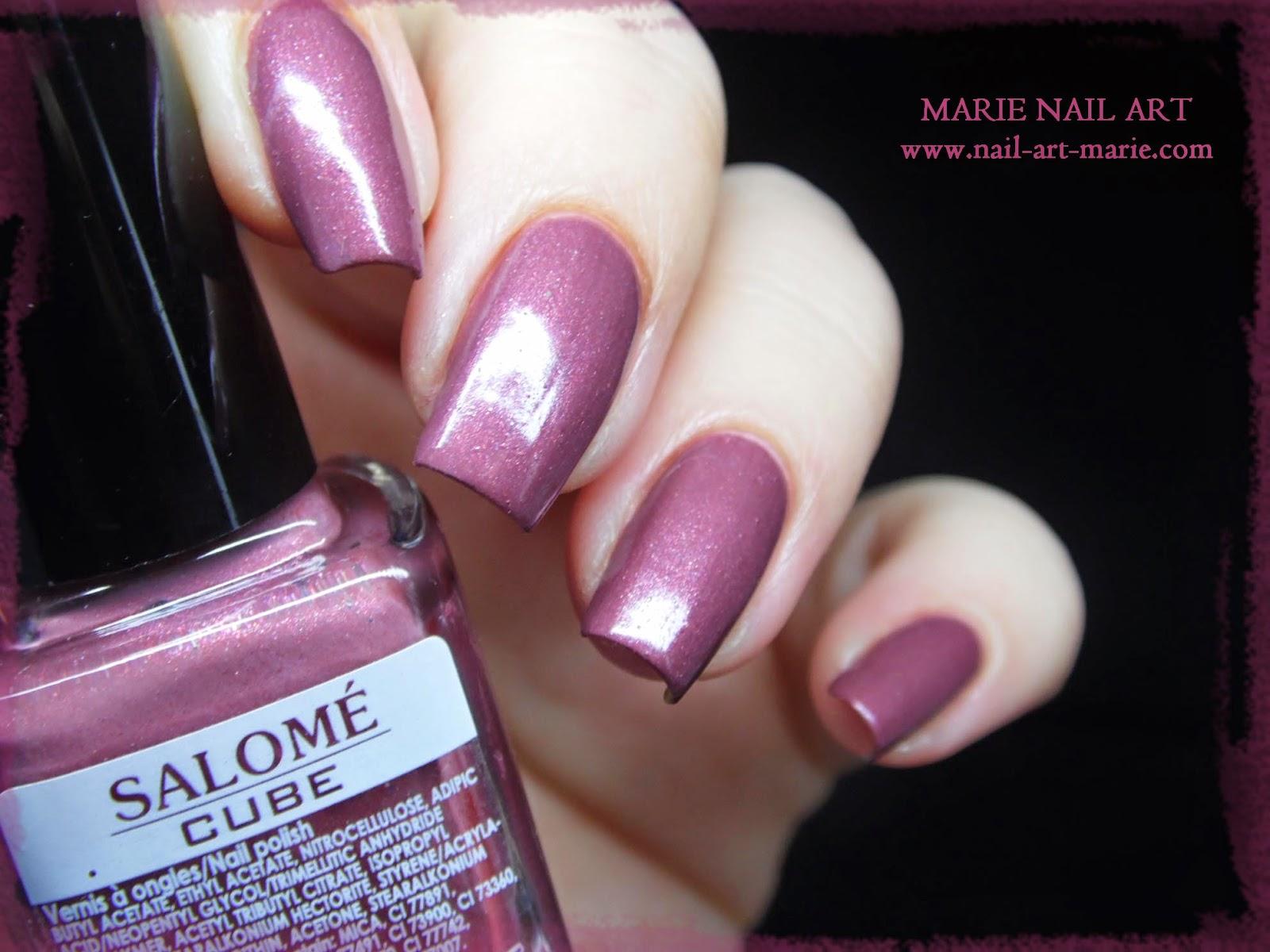 Salomé Cube Mauve2
