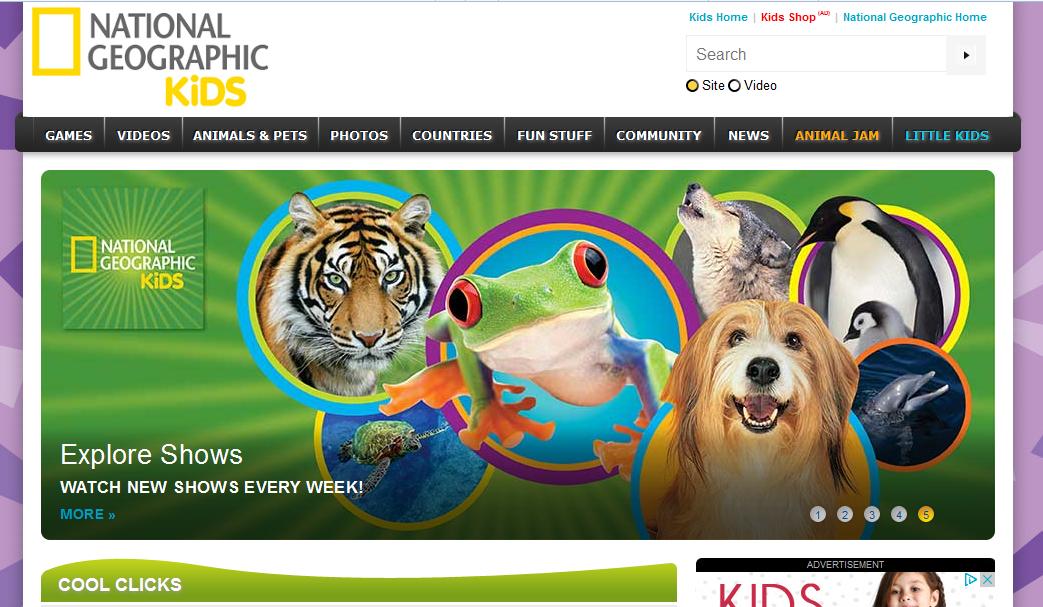 Kids National Geographic Com Animals Html