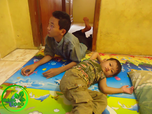 Bismilah ... Mang ikut kerja di Proyek Kalimantan Timur