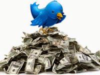 sukses bisnis online lewat twitter dengan peghasilan 1 M pertahun
