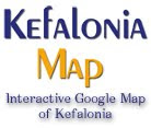 Google Map of Kefalonia