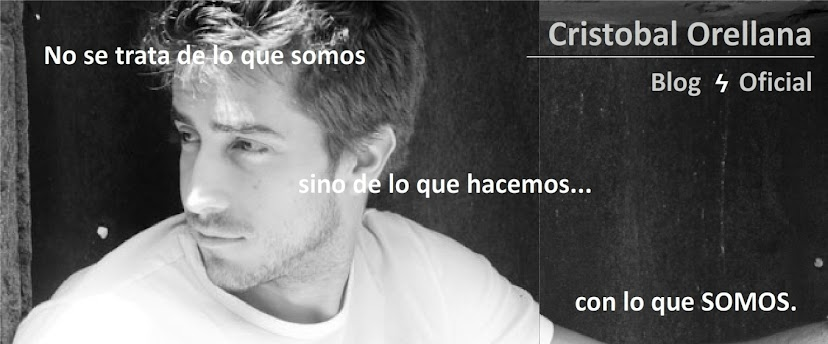 Cristobal Orellana Blog Oficial