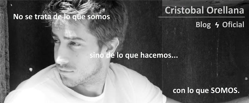 Cristobal Orellana Blog Oficial