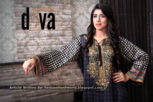 Digital Diva Lawn Magazine