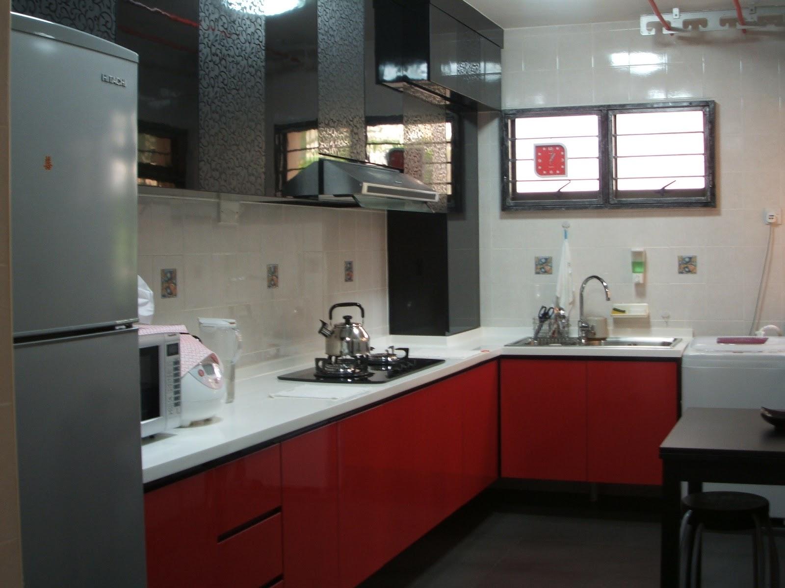 Imagens De Cozinhas 20 Cozinhas Vermelhas