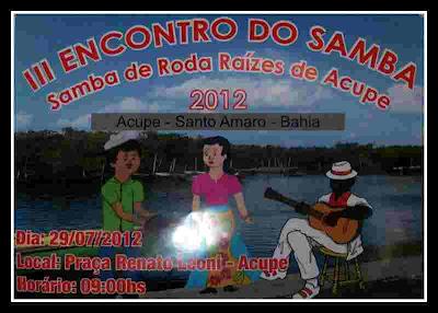 Samba Acupe