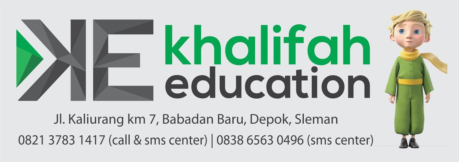 Les Privat Yogyakarta - Khalifah Education