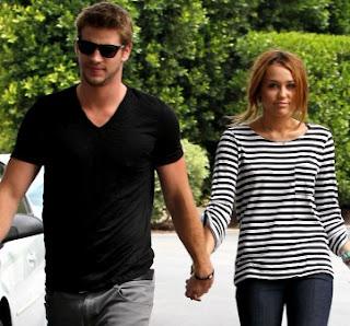 Miley Cyrus Boyfriends on Miley Cyrus Boyfriend Liam Hemsworth 2012   Hollywood Stars