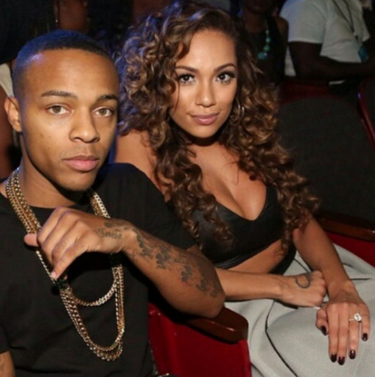Erica Men and Bow Wow Instagram Pictures