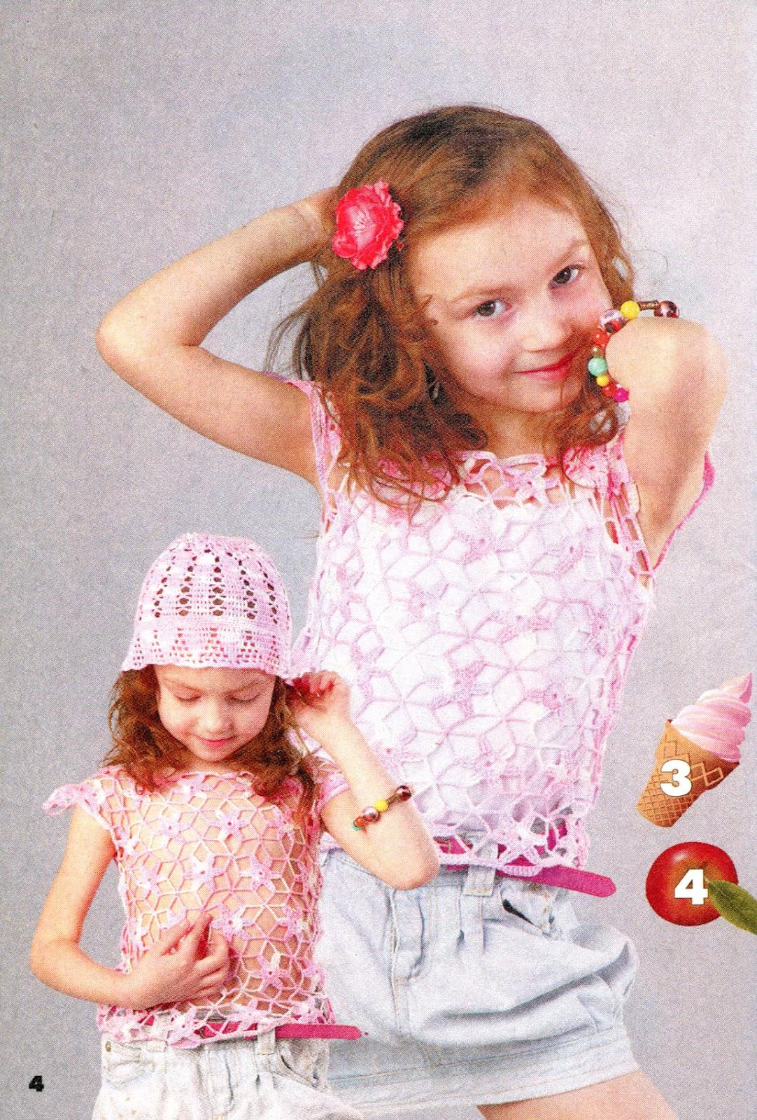 Вязание детям спицами лето 52