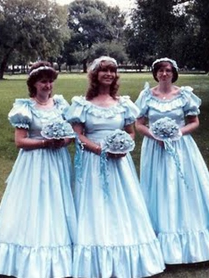 The ugliest bridesmaid dresses of all time junglespirit Gallery