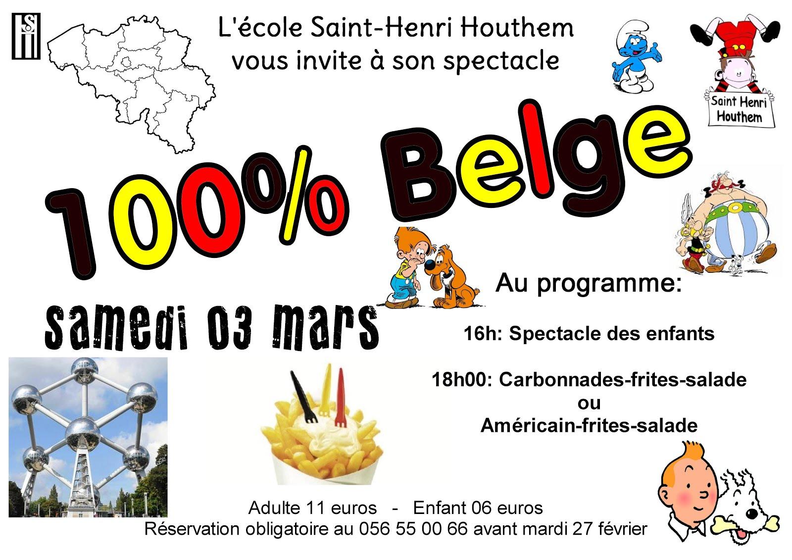 3 mars Saint Henri Houthem
