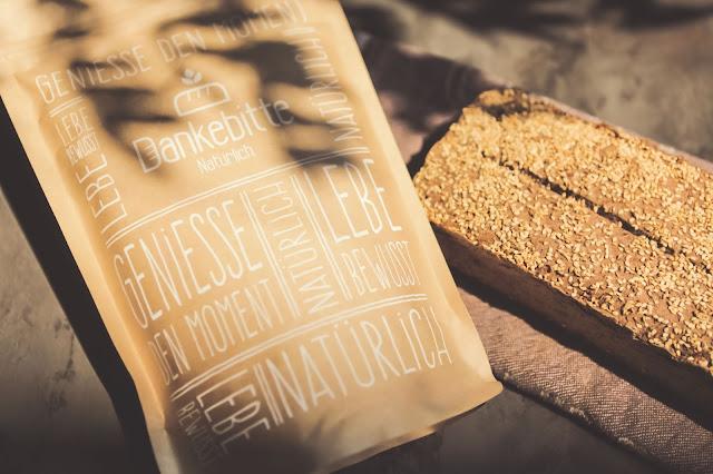 Brotbackmischung von Dankebitte Bio Brot