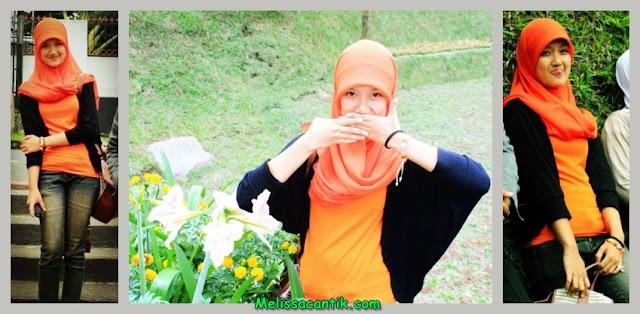 Galeri Foto Skandal Cewek Jilbab Cakep Narsis Gila
