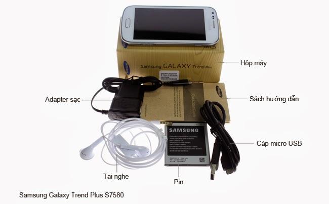 Samsung Galaxy Trend Plus: especificaciones tecnicas y disponibilidad