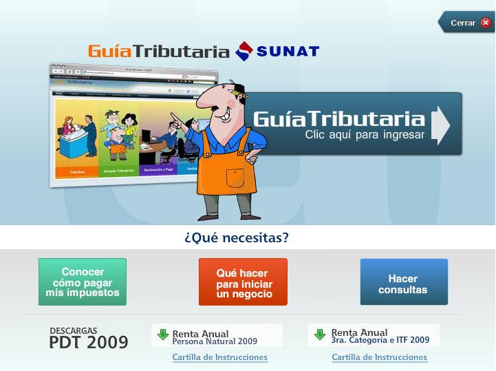 La Superintendencia Nacional de Administración Tributaria – SUNAT ...