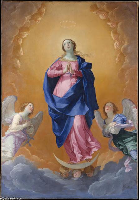 Inmaculada Concepción de Guido Reni en San Biagio de Forli (4)