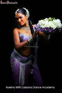 Ayesha madushani sexy