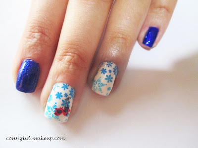 nail art tutorial stamping