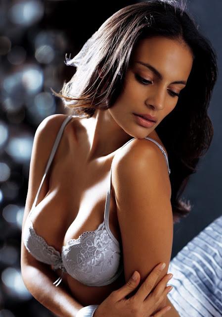Shalana Santana in Lingerie