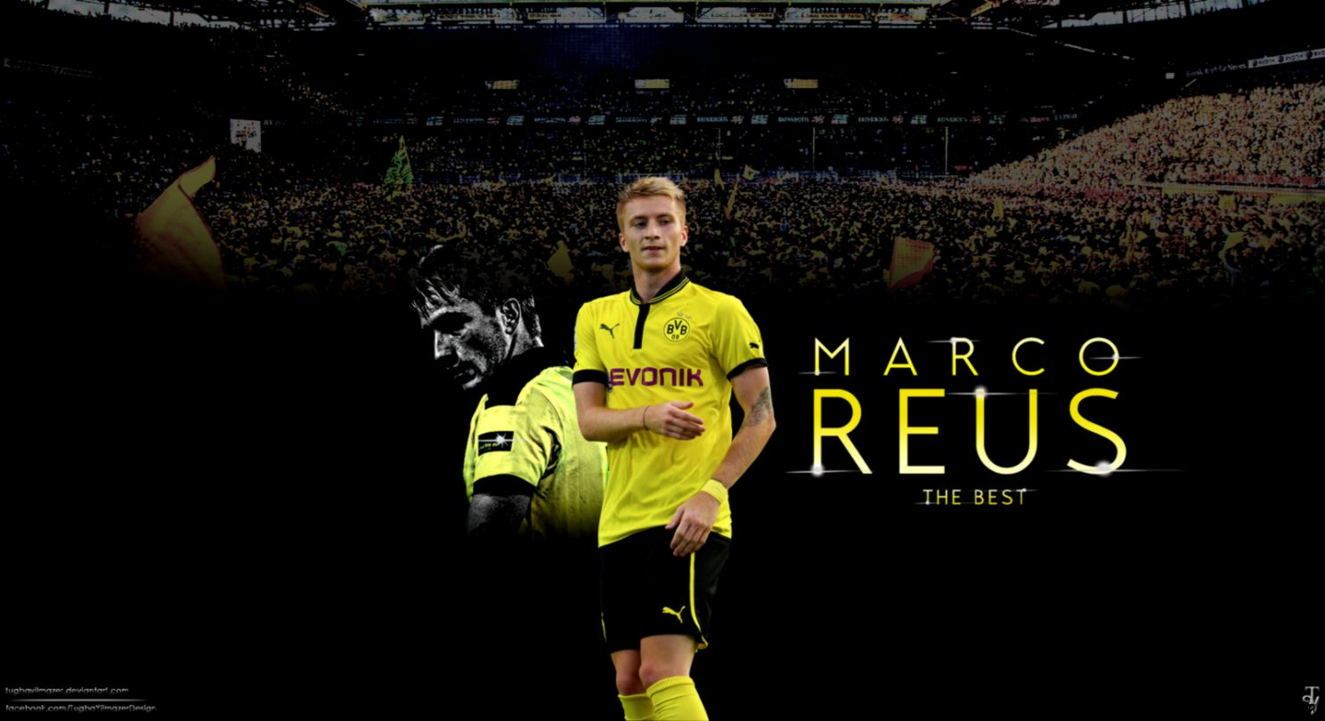 Marco Reus Football HD Wallpapers   HD Football Wallpaper