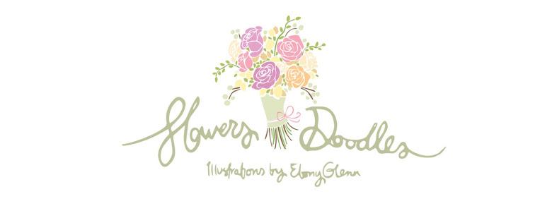 Flowers & Doodles