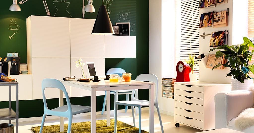 id es d coration pour les petits appartements par ikea d cor de maison d coration chambre. Black Bedroom Furniture Sets. Home Design Ideas