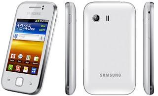 Harga HP Samsung Galaxy Young