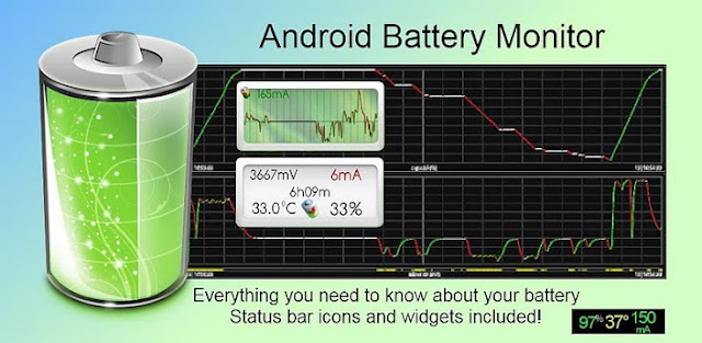 Battery Monitor Widget Pro v2.6.12 APK