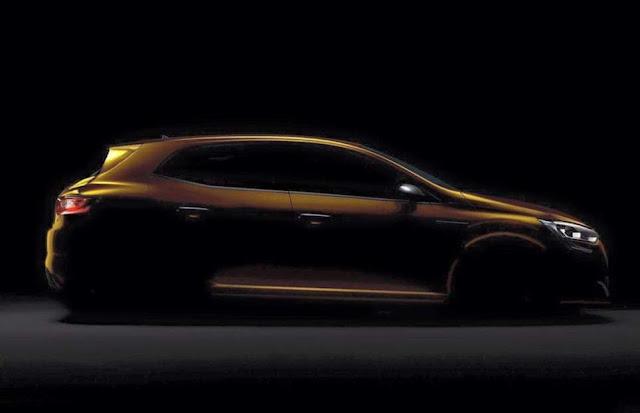 2017 Renault Megane RS