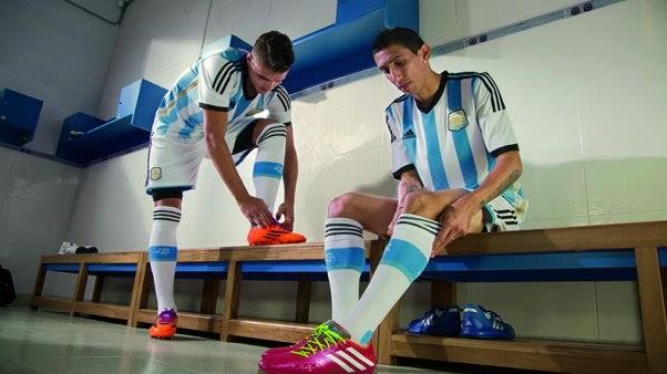 Los 23 seleccionados de Argentina rumbo Brasil 2014