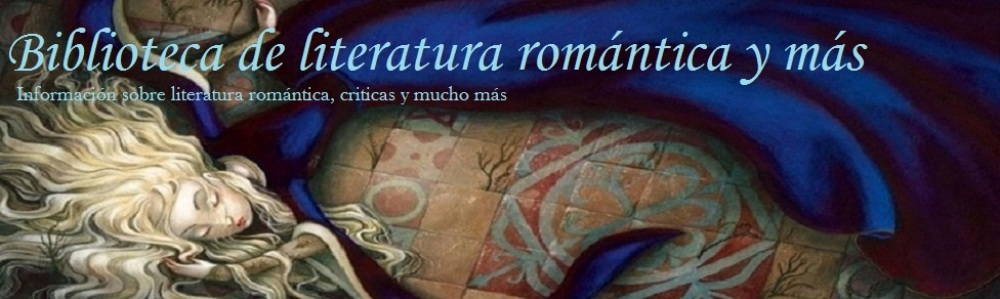Biblioteca de Literatura Romntica y ms