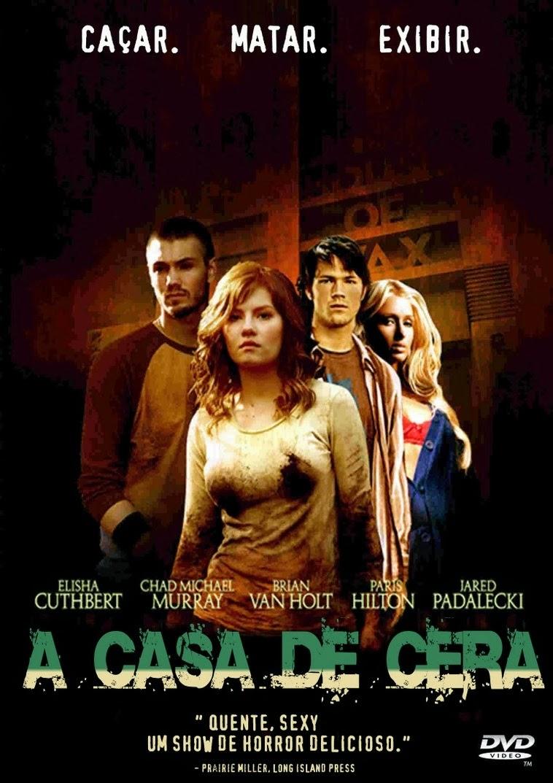A Casa de Cera – Dublado (2005)