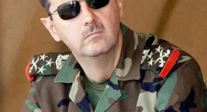 Μπασάρ Αλ Άσαντ: «Οι Αμερικανοί σκόπιμα βομβάρδισαν τον συριακό στρατό»