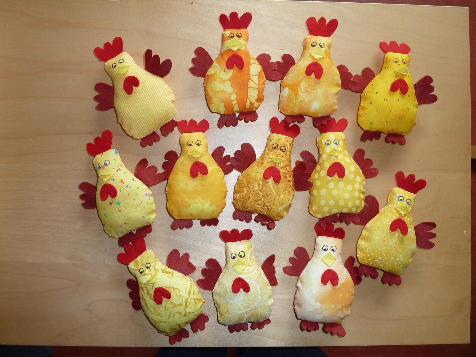 Des tulipes et des coeurs les poules suite - Photos poules rigolotes ...