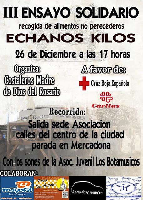 III Ensayo Solidario