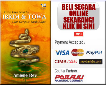 BELI NOVEL IBRIM & TOWA (CURRENTLY SOLD OUT)